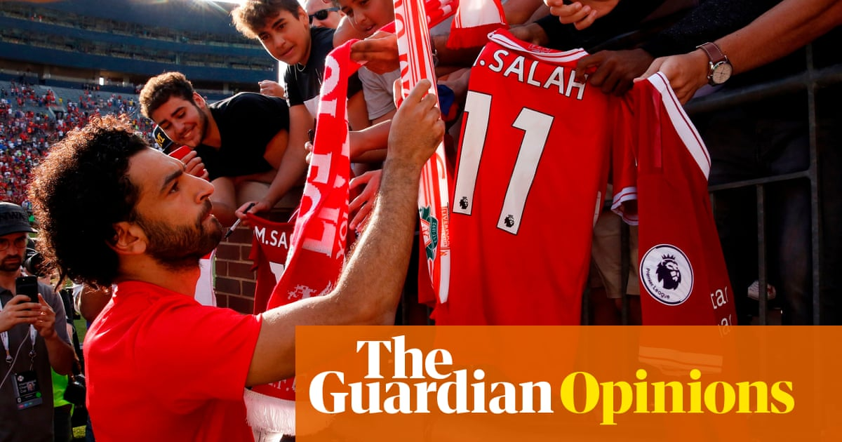 American fans love European football precisely because it isn't like US sport