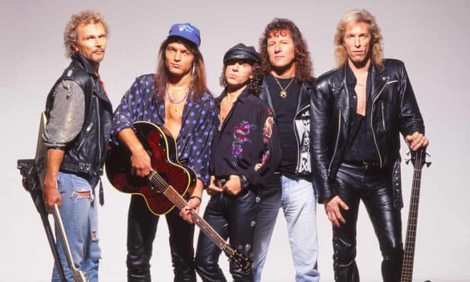 Scorpions.