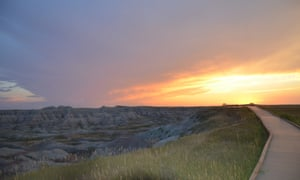 d07998c4cf5 South Dakota  wild beasts and Badlands make the silver screen come to life