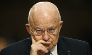 James Clapper, US director of national intelligence.
