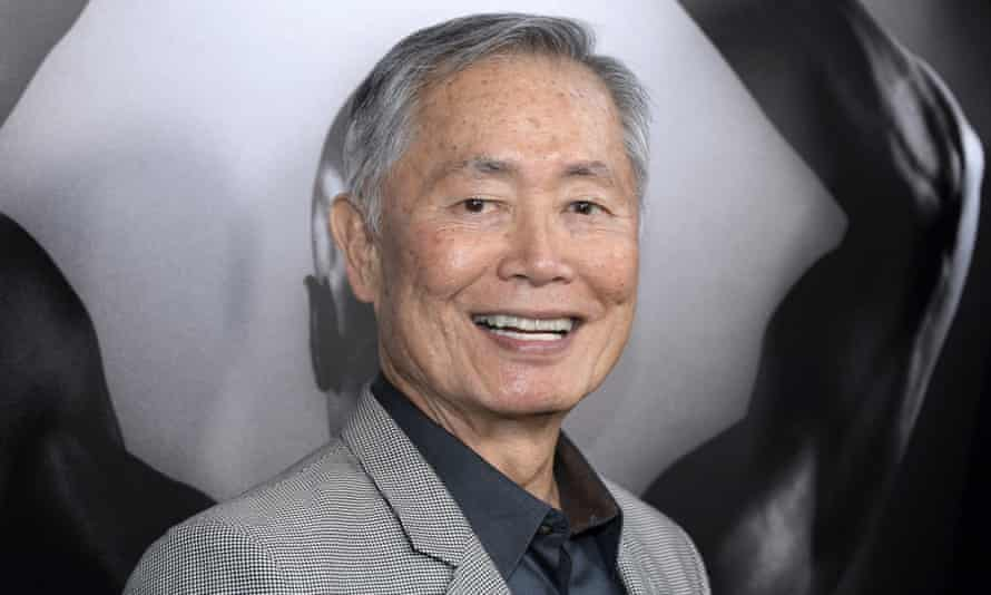 George Takei said he was 'shocked and bewildered' by the allegation.