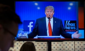 A study by New York University found that Donald Trump and his Make America Great Again political action committee had the largest number of ads among Facebook, Twitter and Google.