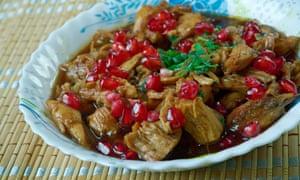 The genuine Persian dish.