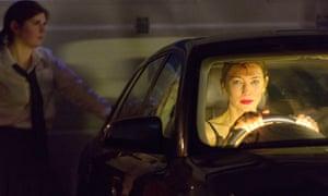 A consummate actor … Cate Blanchett.