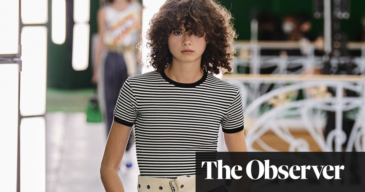 Stars in stripes … why the classic Breton top is back in vogue