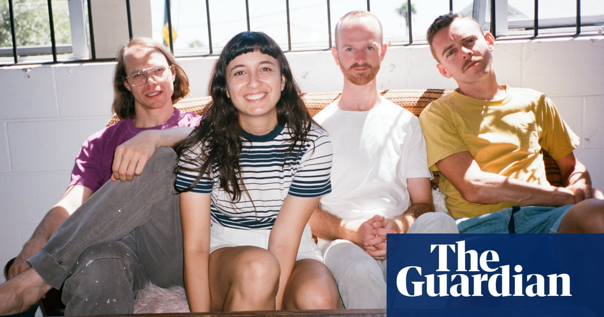 The Beths: how New Zealand's favourite pop-rock group made self-doubt their brand