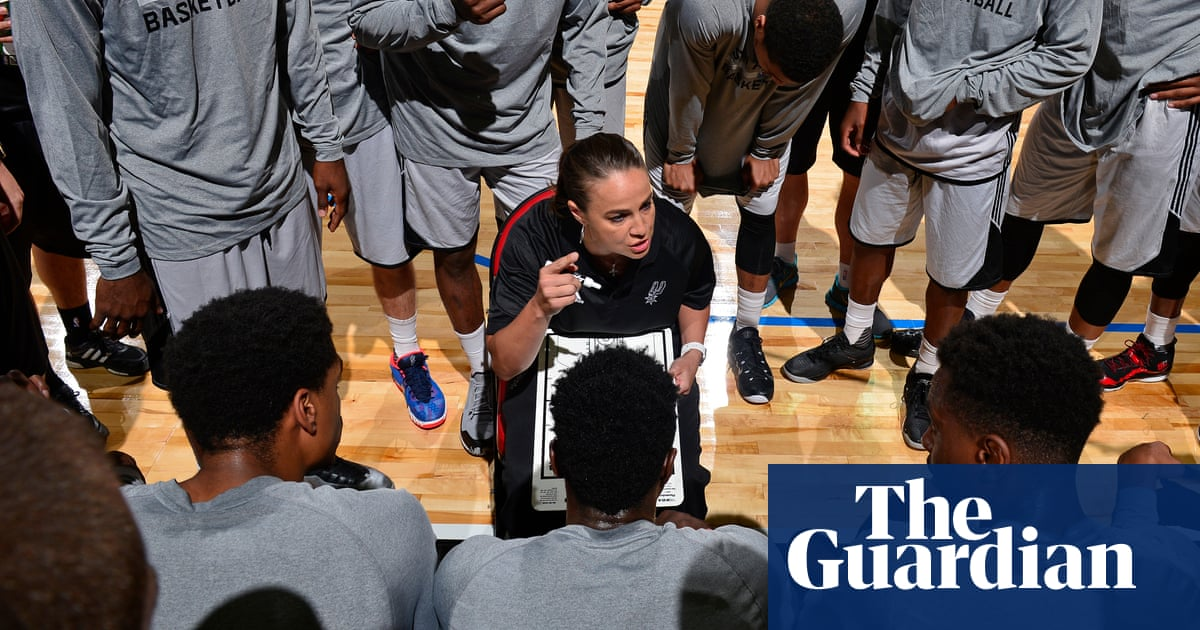 From 'traitor' to trailblazer: the rise of NBA bench pioneer Becky Hammon