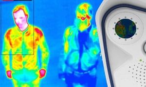 Thermal imaging at Heathrow