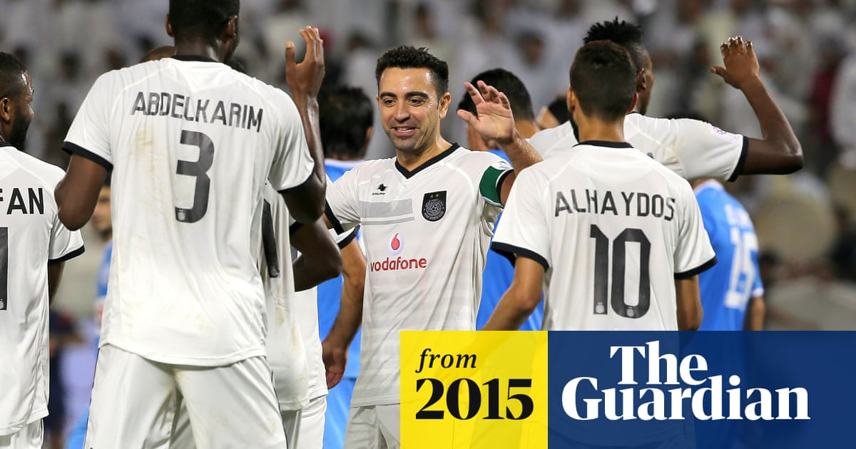 c0b097b0852 Qatar's migrant workers say they are paid to fill stadiums before World Cup