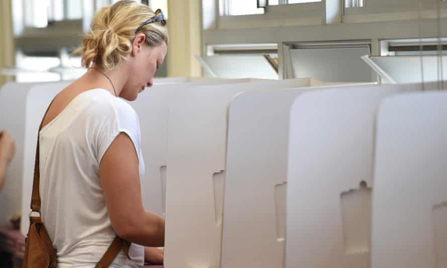 Pre-poll voting opens on Tuesday, less than three weeks before the 2 July election.