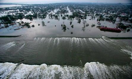 Hurricane Katrina, US