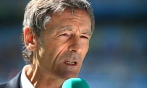 Gabriel Clarke joined ITV Sport in 1991 as a reporter for Saint and Greavsie and has gone on to become one of the most distinct voices in British broadcasting.