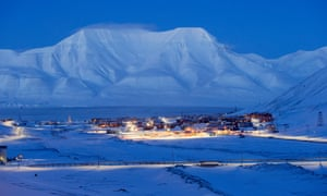 Longyearbyen, Norway.