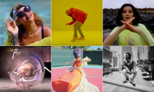 Music video 0f 2015 Rihanna - Bitch Better Have My Money Drake - Hotline Bling Björk: Stonemilker (360 degree virtual reality) Oneohtrix Point Never - Repossession Sequence Grimes - Flesh without Blood/Life in the Vivid Dream Kendrick Lamar - Alright