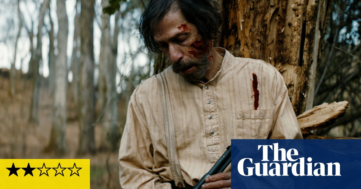 Old Henry review – a rootin' tootin' barrel of wild-west cliches