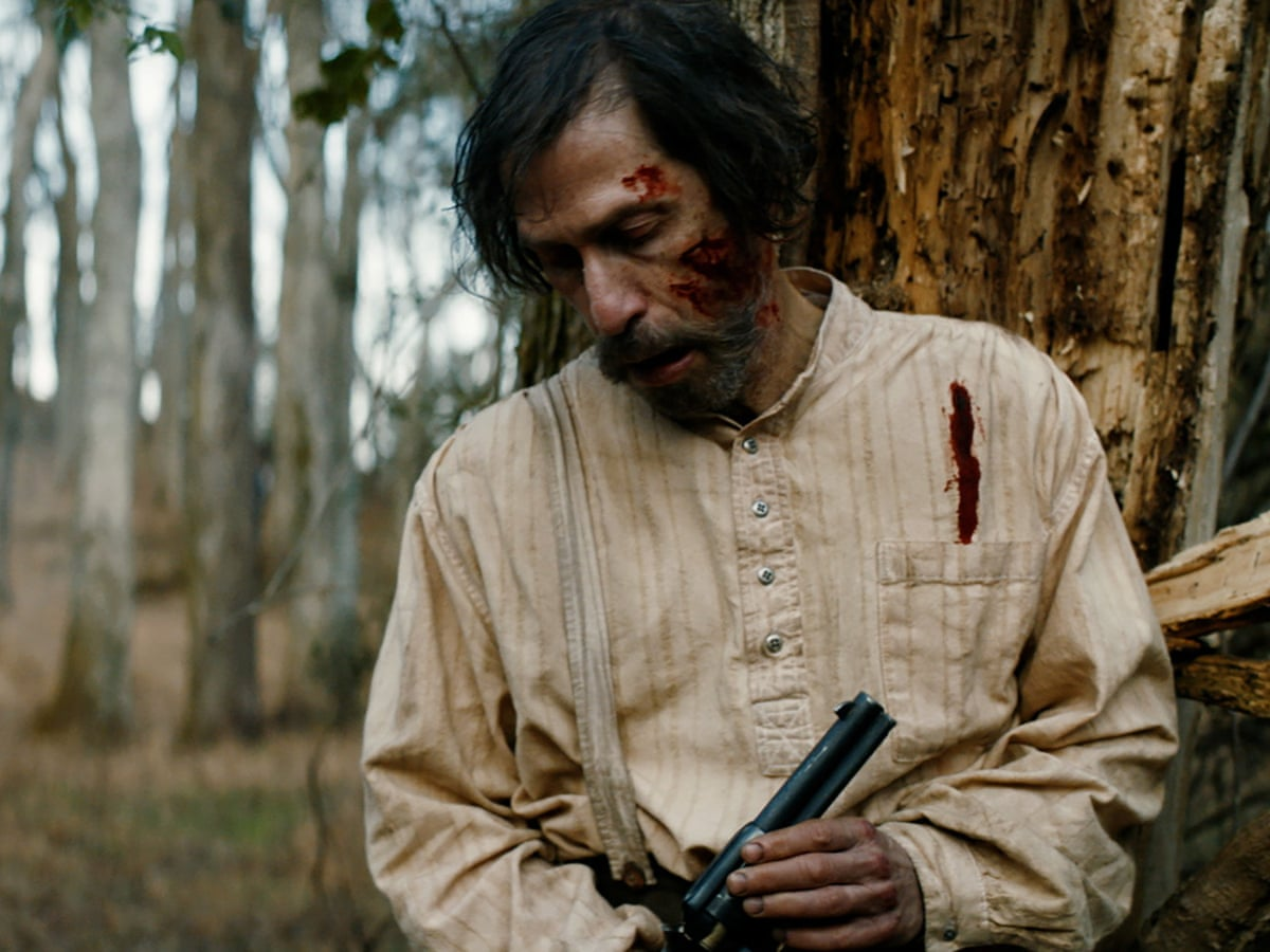 Old Henry review – a rootin' tootin' barrel of wild-west cliches | Venice  film festival 2021 | The Guardian