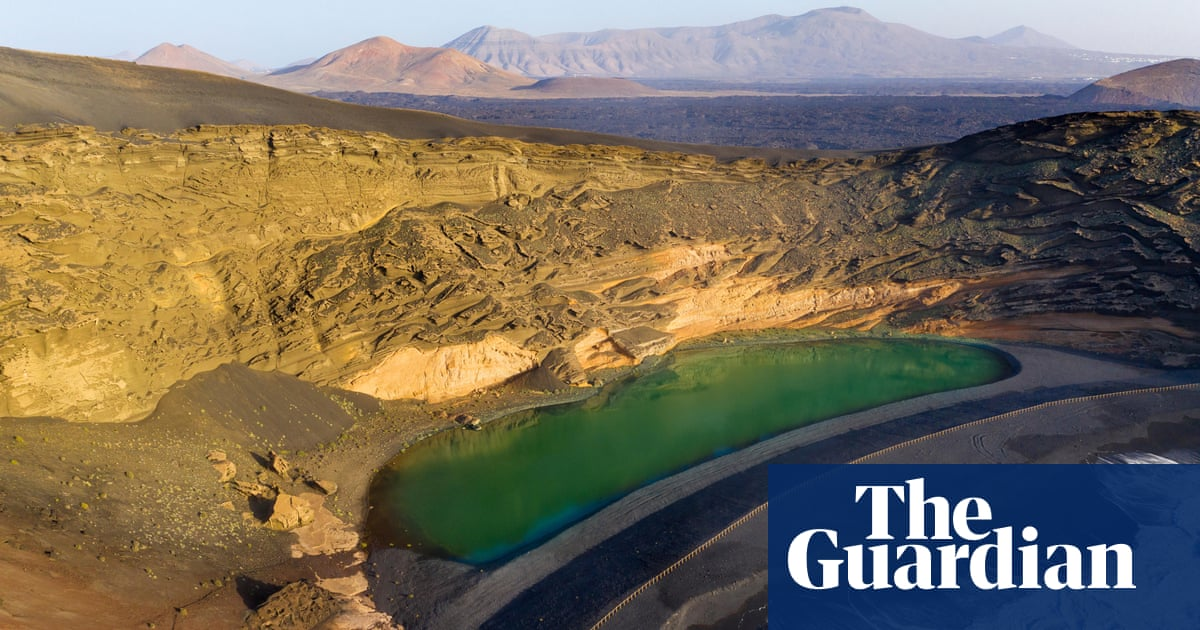 Hot summer nights: 'Lost in Lanzarote's mountains, I cried harder than I can ever remember crying'