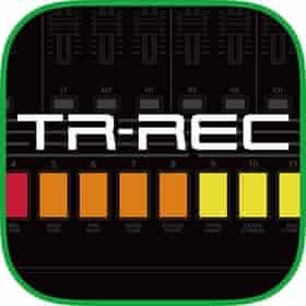 TR-REC Game app logo