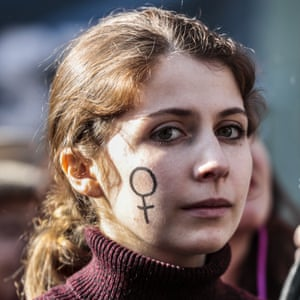 Women's March, Rome, Italy