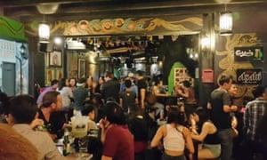 The Monkeebar Bistro, Kuching, Malaysia