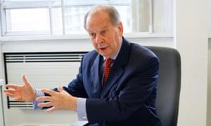 Sir Ian Kennedy.