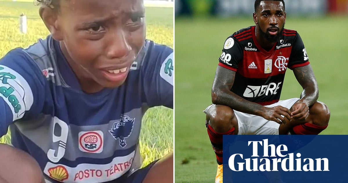 Brazilian football has a racism problem – from grassroots to the elite
