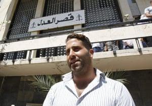 Ali al-Amin, the father of Sally Faulkner's two oldest children