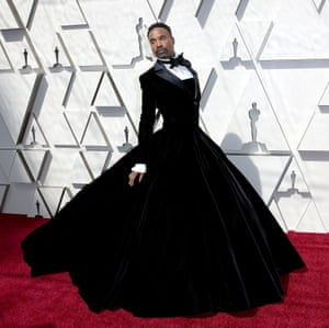 Pose Star Billy Porter I Should Have Put This Dress On