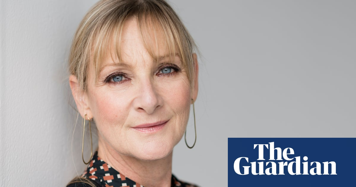 Lesley Sharp: 'I called the police after seeing what I thought was a body. It turned out to be a wetsuit