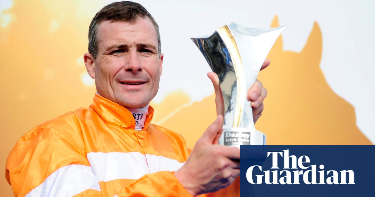 Pat Smullen, unflappable multiple Classic-winner, dies aged 43