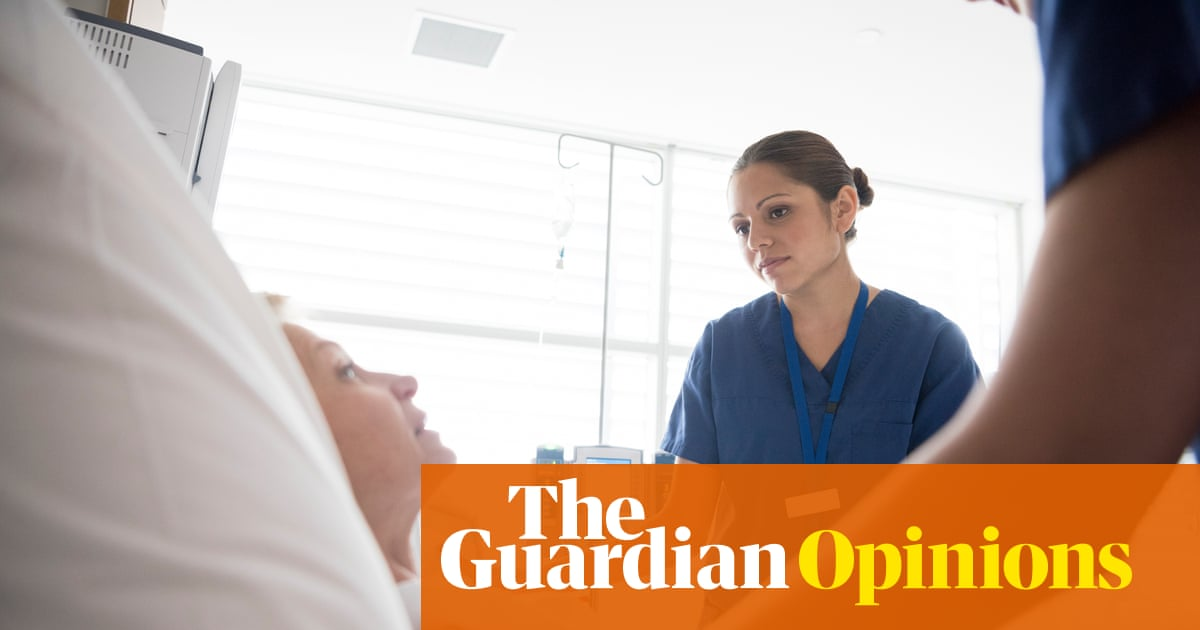 I moved from Canada to be a nurse in the UK – but now I want to quit