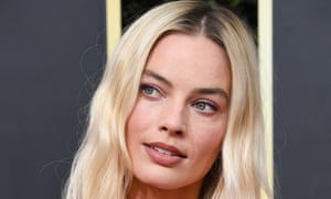 Margot Robbie attends the 77th Annual Golden Globe Awards at The Beverly Hilton Hotel on January 05, 2020 in Beverly Hills, California
