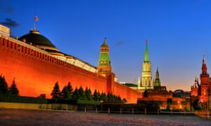 View of Kremlin from Red Square