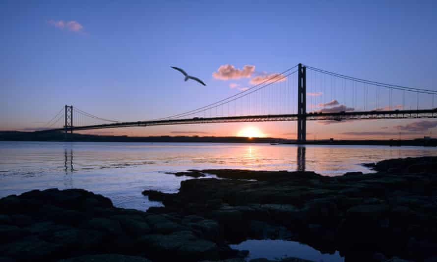 The Forth Road Bridge will soon see the first wave of driverless vehicles.