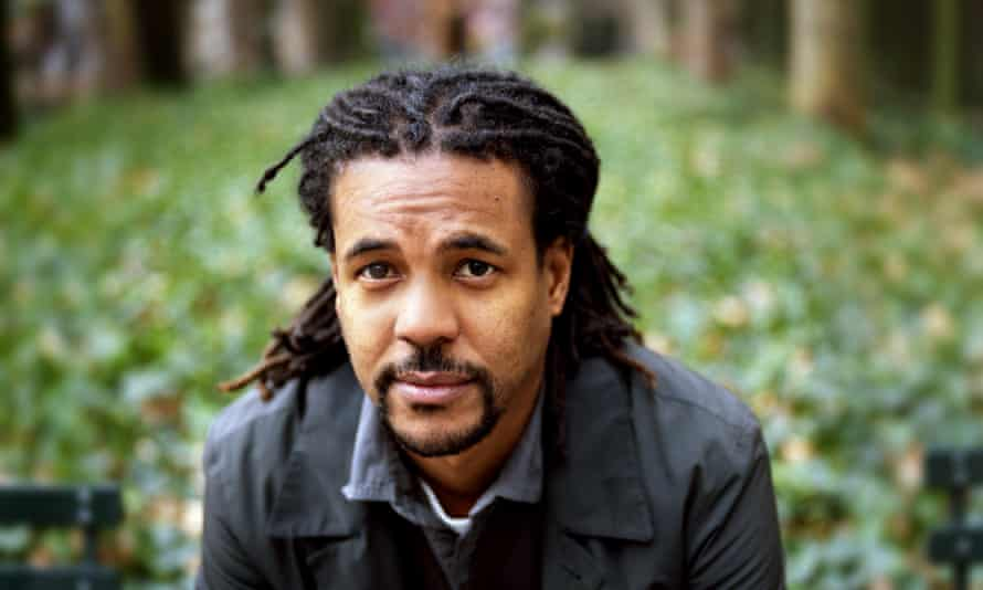 Colson Whitehead, winner of the National Book Awards fiction prize.