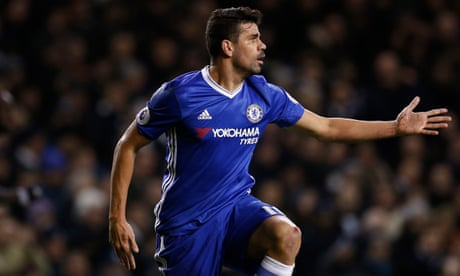 Diego Costa will not return to Chelsea team unless his attitude improves