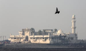 Haji Ali Dargah is one of Mumbai's most recognisable landmarks and receives tens of thousands of Muslims, Hindus and tourists every week