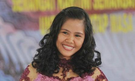 Mary Jane Veloso.