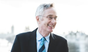 Michael Barber has been named the most influential person in higher education.