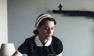 Maid for the role ... Labed in Yorgos Lanthimos's The Lobster.