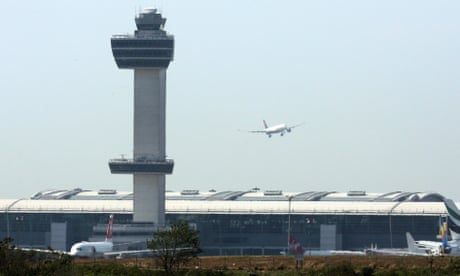 Flights into three US airports delayed due to staffing