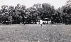 Victoria Park football fields (1968)