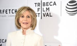 Jane Fonda at Tribeca:
