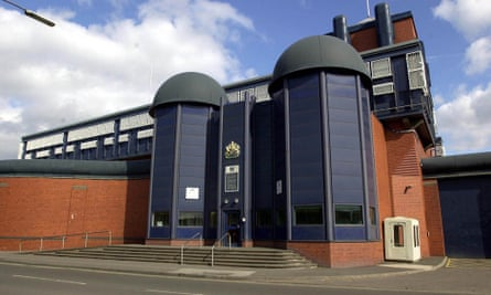 HMP Birmingham.