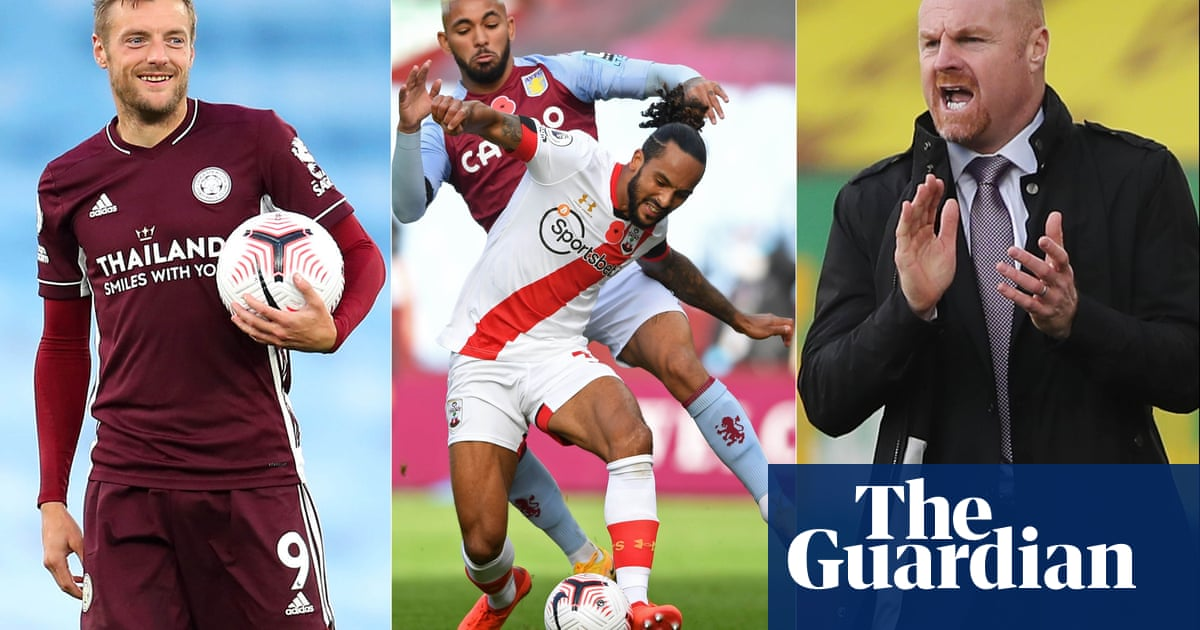 All to play for as Premier League season finally gets to stretch its legs