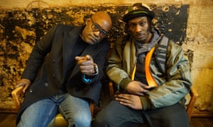 Rodney P with Saskilla in Beats, Bass and Bars: The Story of Grime