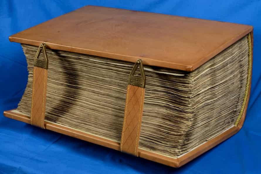 The Codex Amiatinus Bible