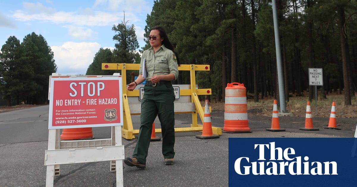 'There's just too much at risk': Arizona closes parks to prevent extreme wildfires