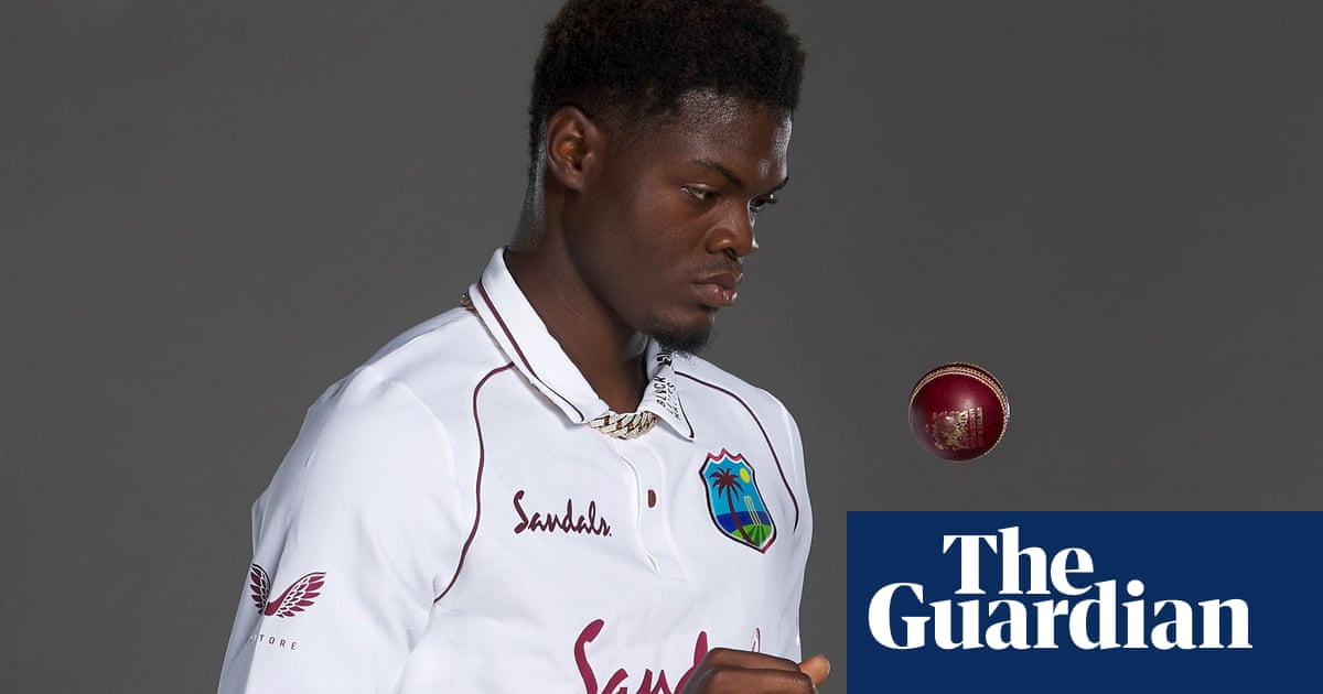 Alzarri Joseph: I had to really put a performance out to remember her