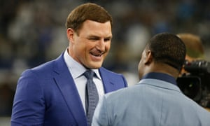 Jason Witten has been linked with a return to the Cowboys